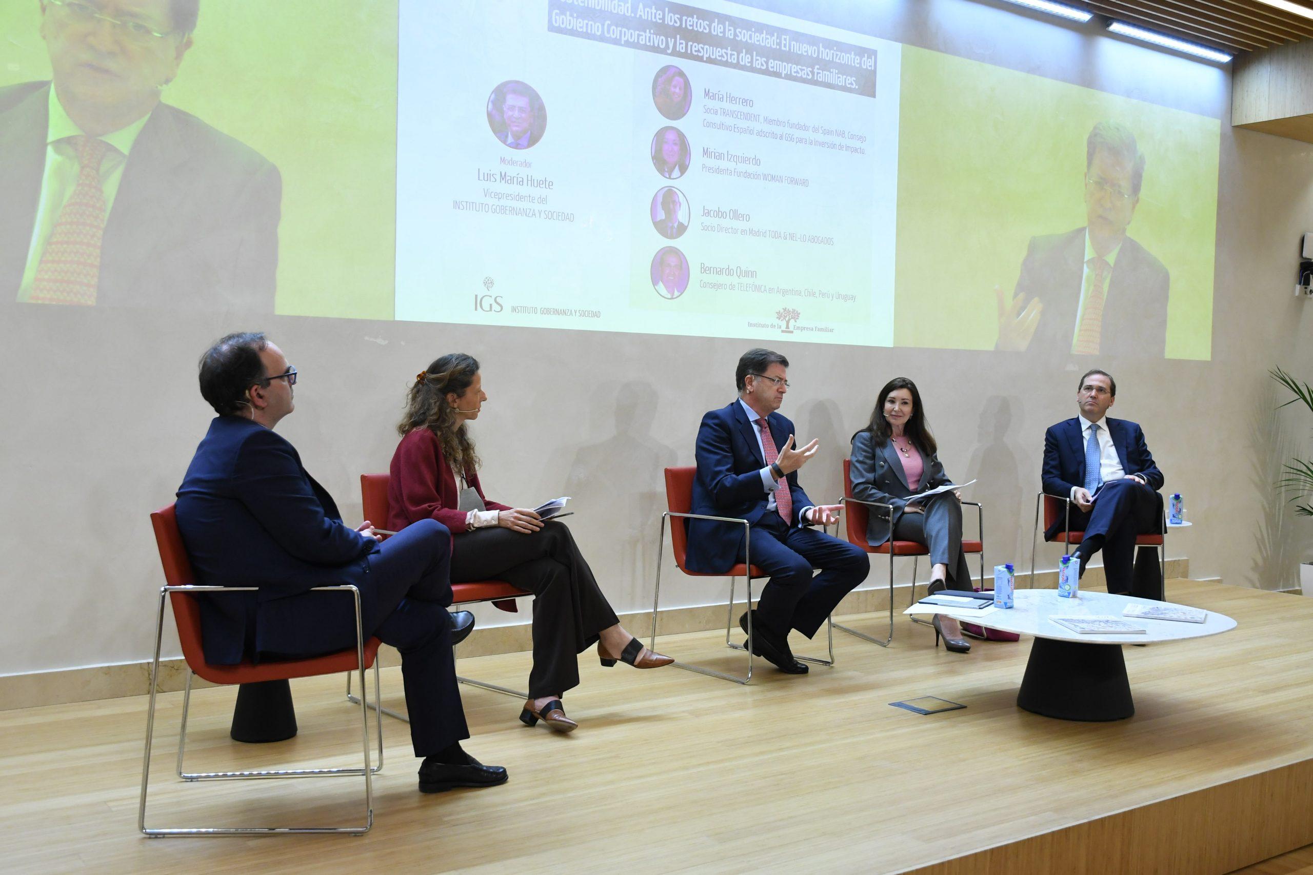 Panel María Herrero IEF