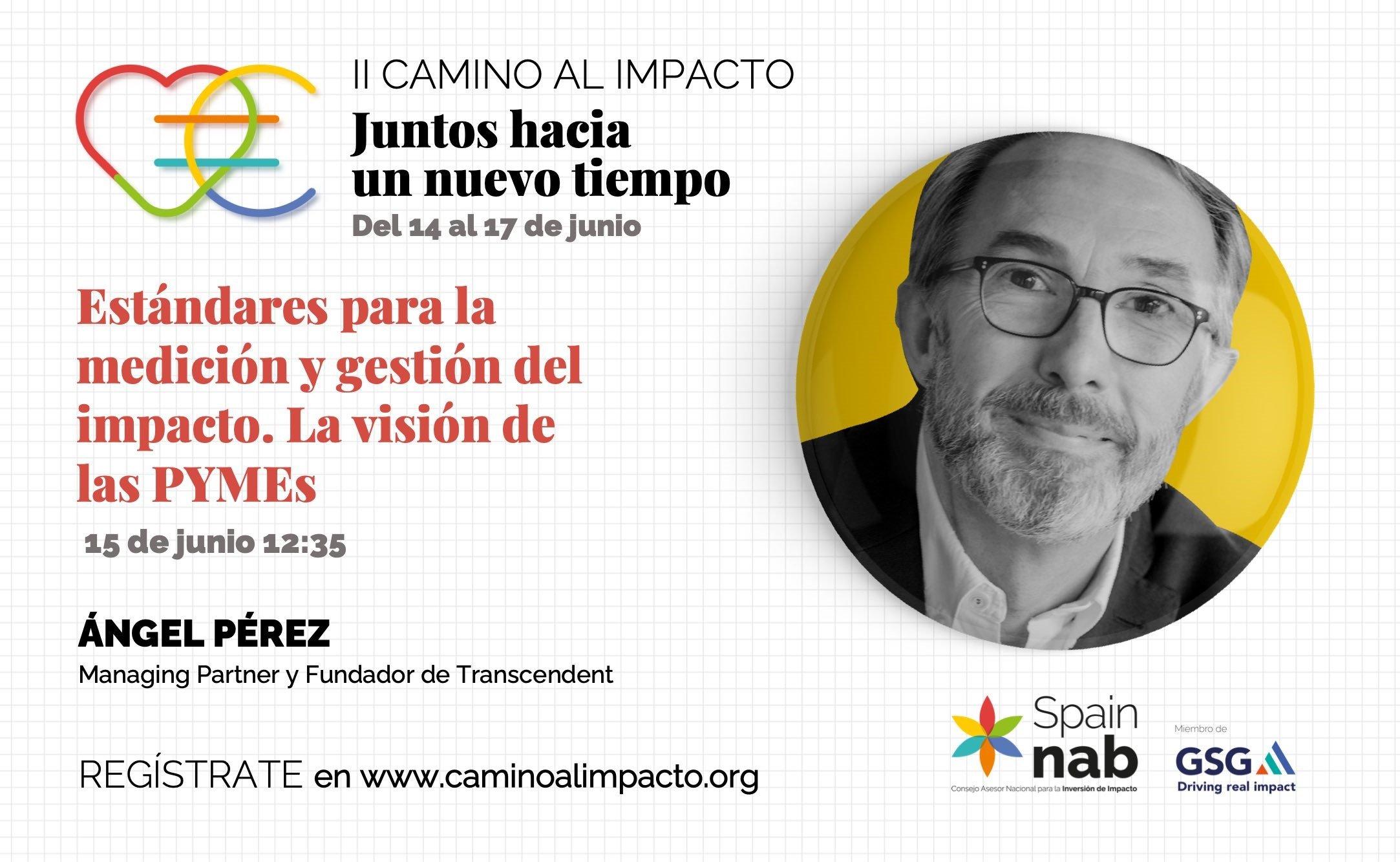 Camino al Impacto- Angel Perez Agenjo