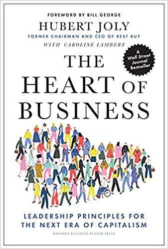 libro El corazón de los negocios